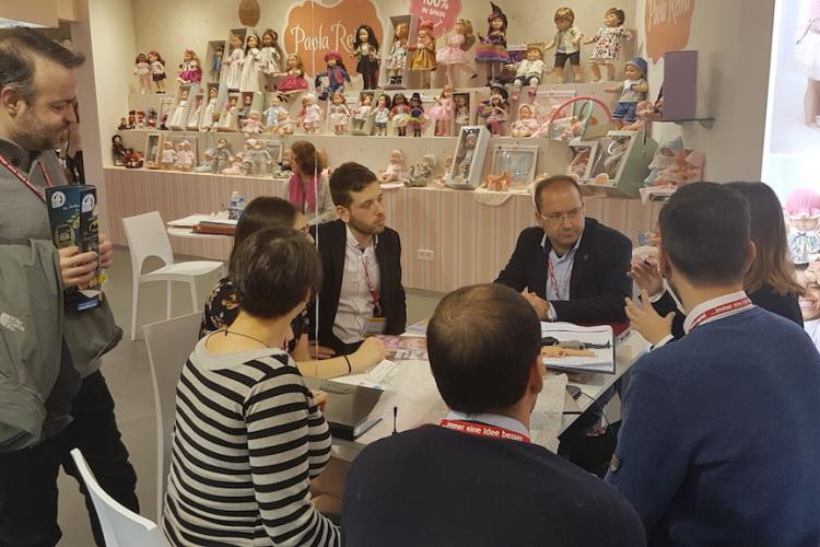 SPIELWARENMESSE Workshop 2