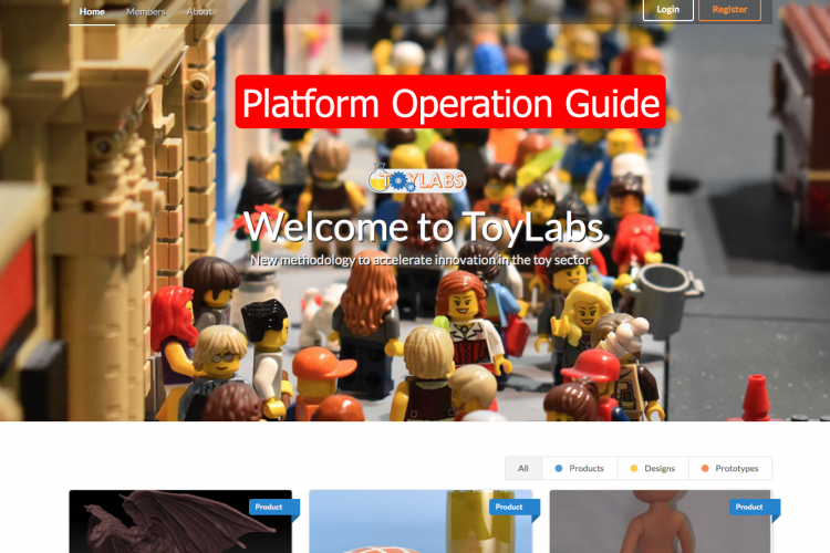ToyLabs Platform Operation Guide